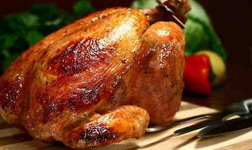 صورة الدجاج المشوي بصلصة الصويا والسماق بالصور 1170
