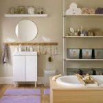 افكار مثالية و مبتكرة فى ترتيب الحمام و تزينه بالصور - ماجيك بوكس