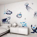 الرسم على جدران البيت - خمسات