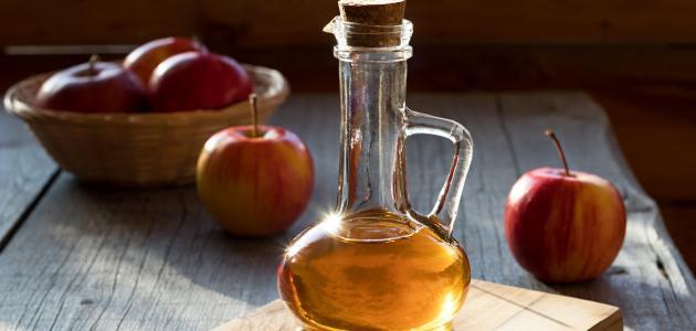 فائدة شرب خل التفاح على الريق  موضوع